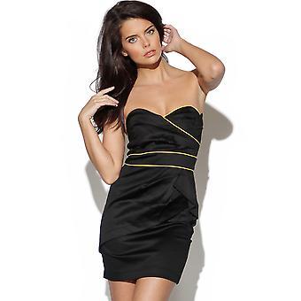 TFNC Strapless Pipe Dress