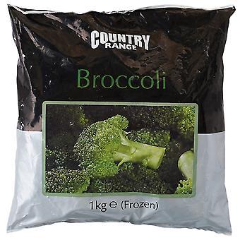 Country Range Frozen Broccoli Florets