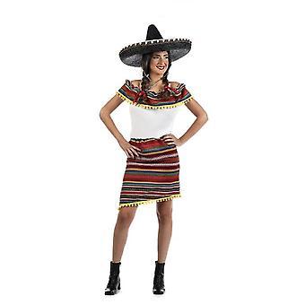 Dames de costume mexicain Damenostüm Mexique Latina