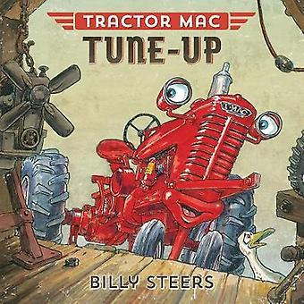 Tracteur Mac mise au point par Billy Steers - livre 9780374308094