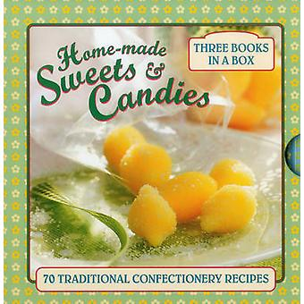 Home-Made Sweets & Candies by Claire Ptak - 9780754830153 Book