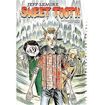 Dente doce - livro 3 por Jeff Lemire - Jeff Lemire - livro 9781401267391