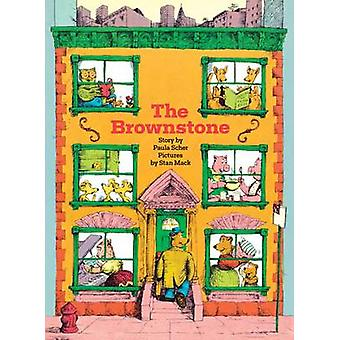 Réservez la Brownstone par Paula Scher - Stan Mack - 9781616894283