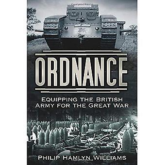 Ordnance: Varustaminen brittiarmeijan maailmansota