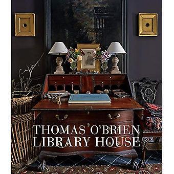 Thomas O'Brien: Bibliothek Haus