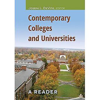 Contemporáneo de colegios y universidades