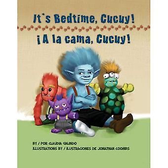 It's Bedtime, Cucuy!/a la Cama, Cucuy!
