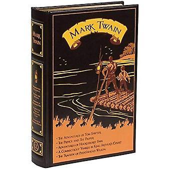 Mark Twain: Cinq romans