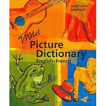 Milet Picture Dictionary: French-English (Milet Picture Dictionaries)