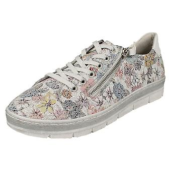 Ladies Remonte Casual Trainer Style Shoes D5800