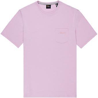 O'Neill Herren T-Shirt ~ Buchsen Basis violett