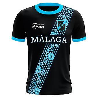2020-2021 マラガアウェイコンセプトフットボールシャツ