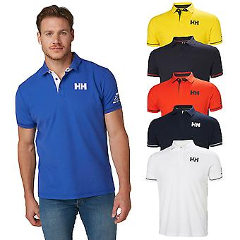 Helly Hansen Mens HP Shore Polo Camicia
