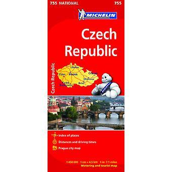 Czech Republic - 9782067172982 Book