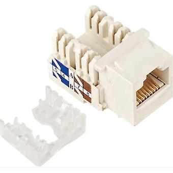 CAT5e UTP Keystone Jack voor Socket Kit 10st/Pack