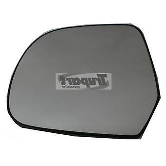 Lado esquerdo do passageiro espelho de vidro (não aquecido) & titular para Nissan PIXO 2009-2017