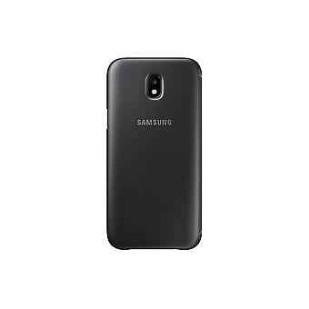 Samsung EF-WJ530CBE Wallet Cover Case Galaxy J5 2017 - Black