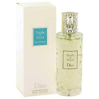 Escale A Parati Von Christian Dior Eau De Toilette Spray 2,5 Oz (Frauen) V728-518306