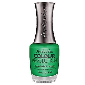 Artistic Colour Revolution Professional Reactive Hybrid Nail Lacquers - Killer Stems 15ml (2303161)
