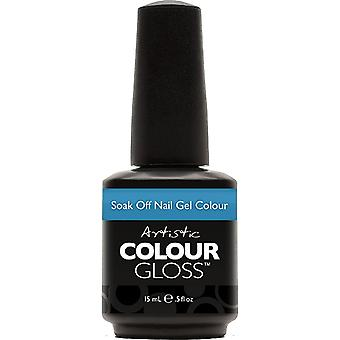 Artistic Colour Gloss Gel Nail Polish Collection - Tiki My Fancy (03173) 15ml