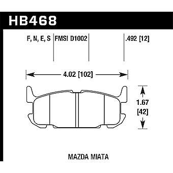 Hawk Performance HB468N.492 HP Plus