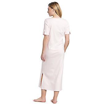 Feraud 3191004-11577 femei ' s High Class New Rose roz bumbac Night Dress cămașă de noapte