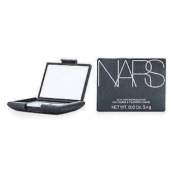 NARS Duo oogschaduw crème - Burn It Blue 3.4g/0.12oz