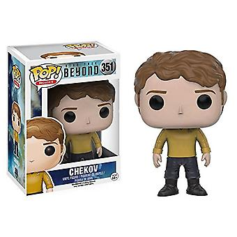 Star Trek Beyond Chekov Pop! Vinyyli