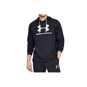 Under Armour Sportstyle Terry Logo Hoodie 1348520-001 Mens sweatshirt