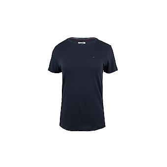 トミー ヒルフィガー DW0DW05938002 ユニバーサル オールイヤー 女性 T シャツ