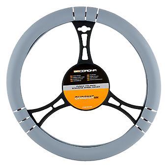 Bccorona Chromeline Steering Wheel Cover (DIY , Car)