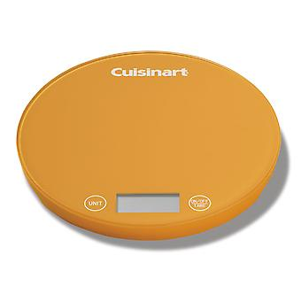 Cuisinart KFS-1OR DigiPad Digital Kitchen Scale, Orange