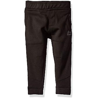 RBX Boys' Toddler Fleece Pant, Midnight Solid, 2T