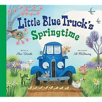 Little Blue Truck's Springtime by Jill McElmurry - 9780544938090 Book