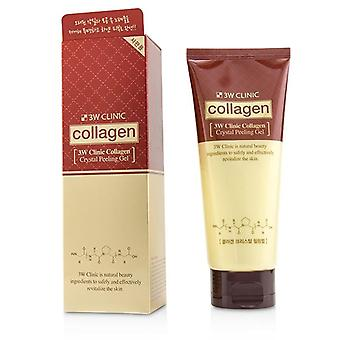 3w Clinic Collagen Crystal Peeling Gel - 180ml/6oz