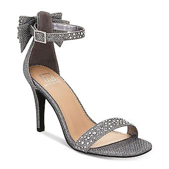 Material Girl Womens Beverly Open Toe Special Occasion Ankle Strap Sandals