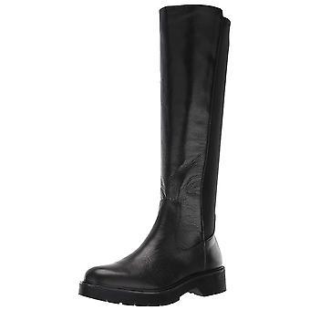 Calvin Klein kvinnors Themis knä höga Boot