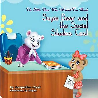 The Little Bear Who Worried Too Much by Jacqueline Cook