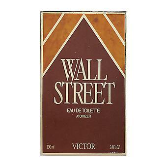 Victor Wall Street Eau De Toilette Spray 3.4Oz/100ml In Box (Vintage)