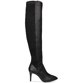 INC International Concepts Womens Izetta Pointed Toe Over Knee Fashion Boots
