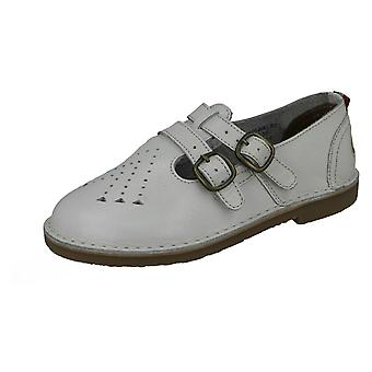 Girls POD Double Buckled Strapped Shoes Marley