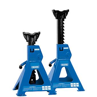 3 tonne Ratcheting Axle Stands (Pair) - AS3000R