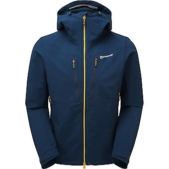Montane Dyno XT Jacket - Narwhal Blue/Inca Gold