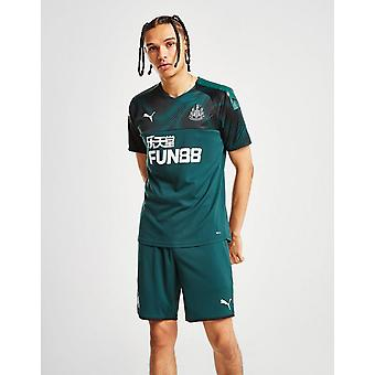 Nye Puma menn ' s Newcastle United FC 2019/20 borte shorts grønn