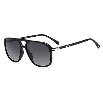Hugo Boss 1042/S 807/9O Black/Dark Grey Gradient Sunglasses