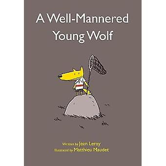 WellMannered Young Wolf by Jean Leroy