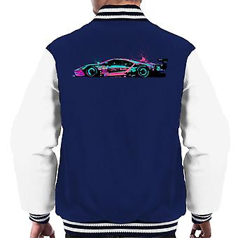Motorsport Images Ford GT Keating Men's Varsity Jacket