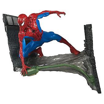 Spider-Man Webbing PVC Galerie Diorama