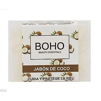 Boho Green Make-Up Soap Coco Pastilla 100 grs