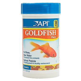 API Goldfish Escamas  250 ml (Fish , Food , Cold Water)